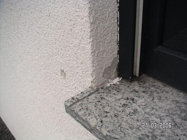 BAU.DE - Forum - Außenwände und Fassaden - 14910: Fassade neu verputzen