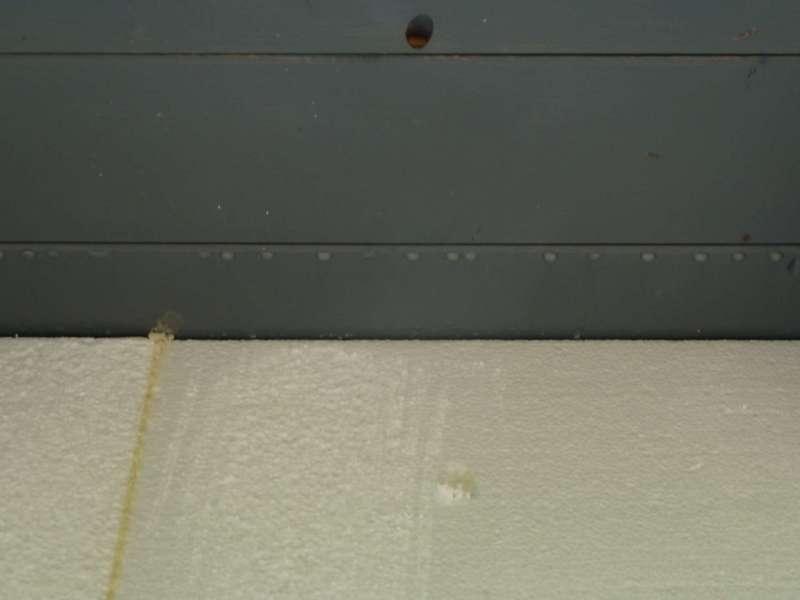 bau de forum au enw nde und fassaden 15071 wassertropfen an dachuntersicht nach anbringen. Black Bedroom Furniture Sets. Home Design Ideas