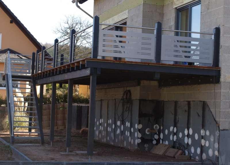 Bau.de forum balkon und terrasse 11976: balokn als carport