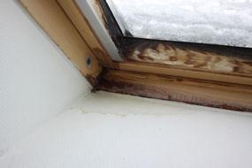 Bau De Forum Dach 15139 Dachflachenfenster Nass Und Gammelig