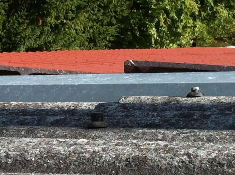 bau de forum dach 16168 undichter dachabschluss nach neu eindecken. Black Bedroom Furniture Sets. Home Design Ideas