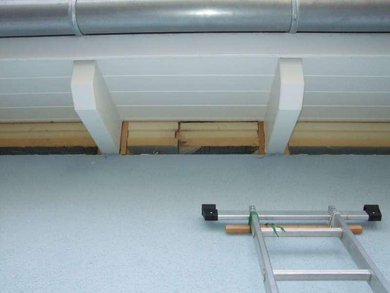 Bau de forum dach 16380 anschluss dampfsperre an drempelmauerwerk fachgerecht - Dach wandanschluss abdichten ...