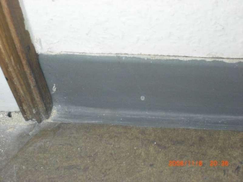 bau de forum estrich und bodenbel ge 14481 gummi fu leisten mechanisch entfernen. Black Bedroom Furniture Sets. Home Design Ideas