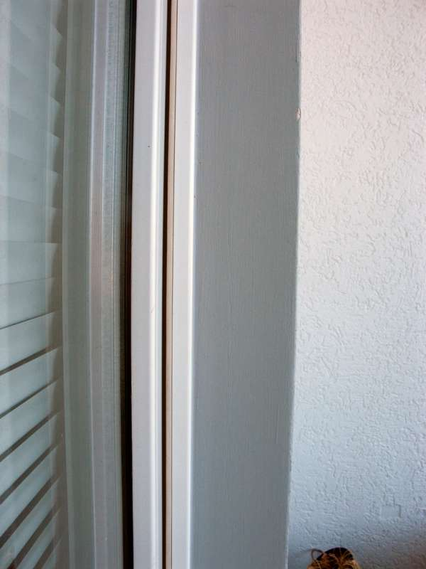 BAU.DE - Forum - Fenster und Außentüren - 14294: Undichte Balkontür ...