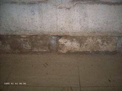 Kellerwand verputzen innen trendy sanierputz zweilagig - Wande von innen dammen ...
