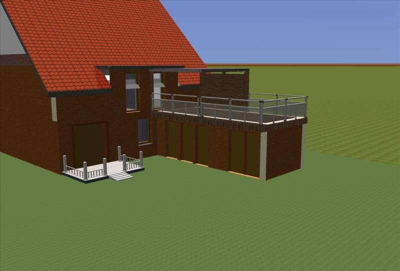 bau einer terrasse kostenloser energie check bei torsten. Black Bedroom Furniture Sets. Home Design Ideas