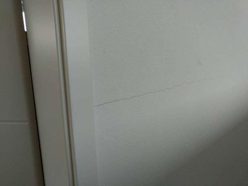 Bau De Forum Neubau 15826 Risse In Wand Un Decke
