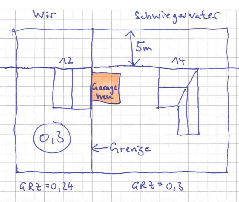 bau de forum bauplanung baugenehmigung 14740 grz mit baulast sichern auf. Black Bedroom Furniture Sets. Home Design Ideas