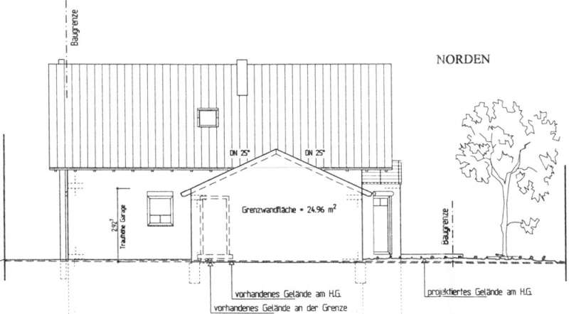 BAU.DE   Forum   Bauplanung / Baugenehmigung   15004